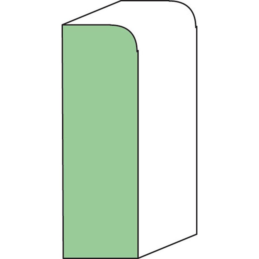 EverTrue 1.25-in x 6.8-ft Interior Pine Wood Door Jamb Kit