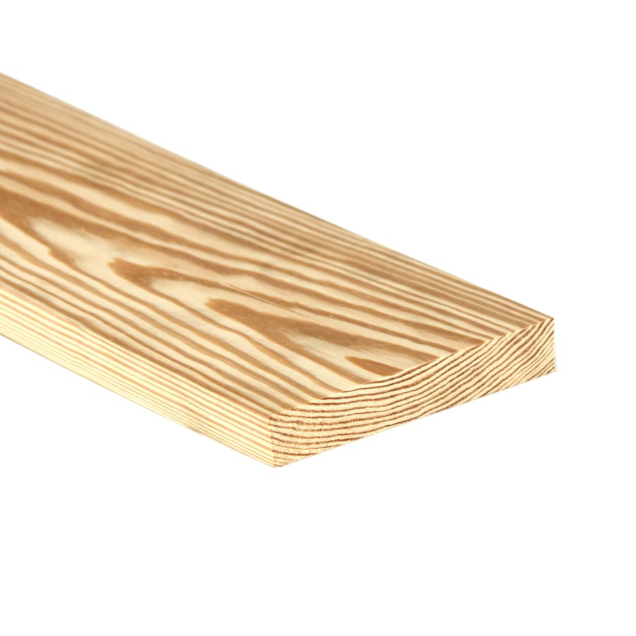 Southern Yellow Pine Board (Common: 1-1/4-in x 5-in x 12-ft; Actual: 1.25-in x 4.5-in x 12-ft)