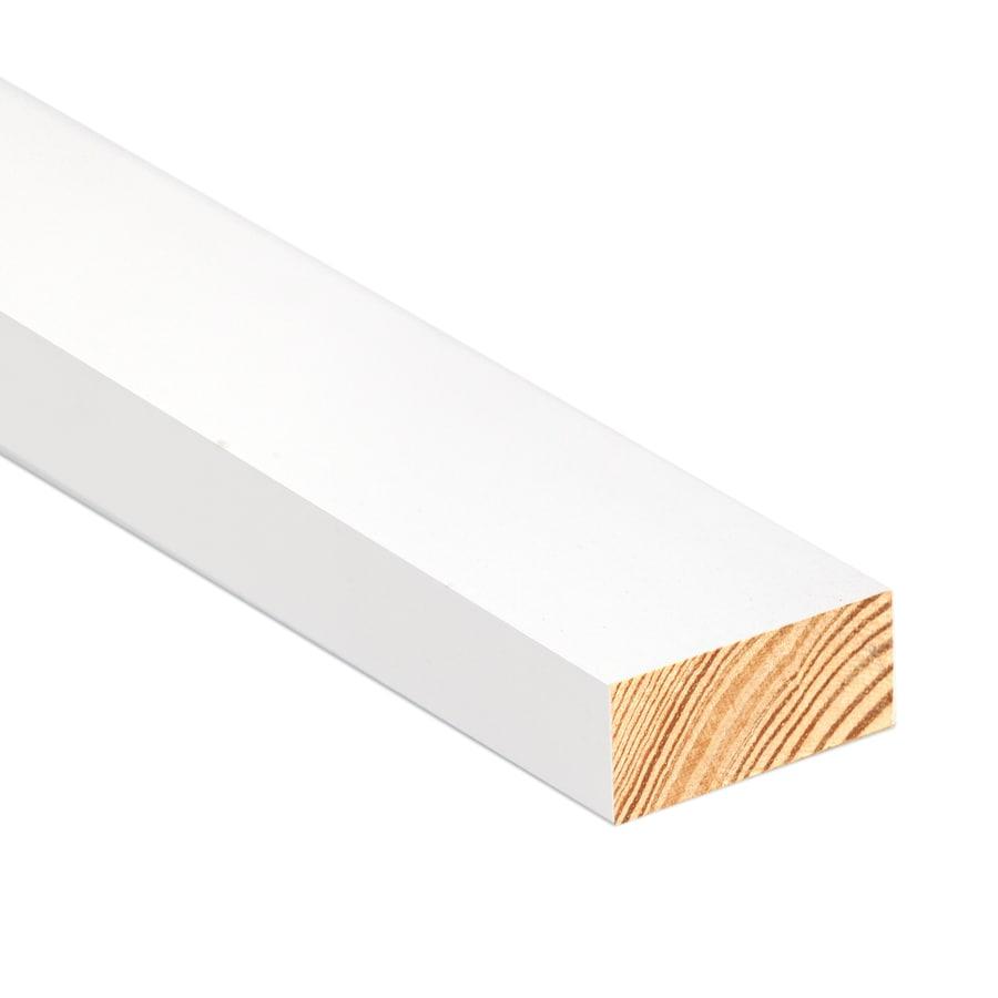 Radiatta Pine Board (Common: 1-in x 2-in x 8-ft; Actual: 0.6526-in x 1.5-in x 8-ft)