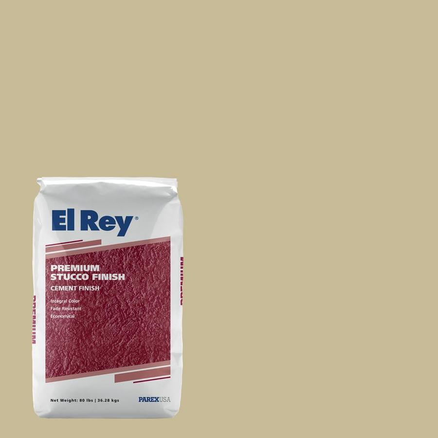 El Rey 80-lb Brown Stucco Color Mix