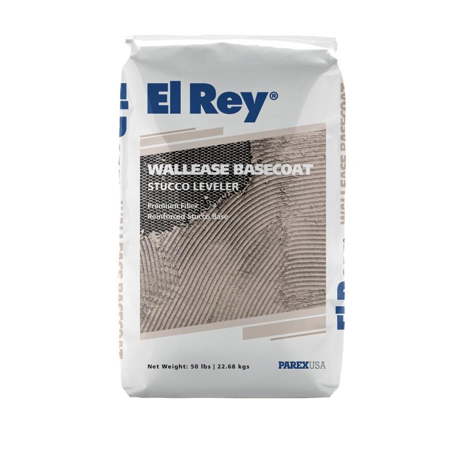 El Rey 50-lb Base Coat Stucco Mix