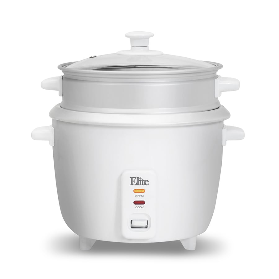 Elite 6-Cup Rice Cooker