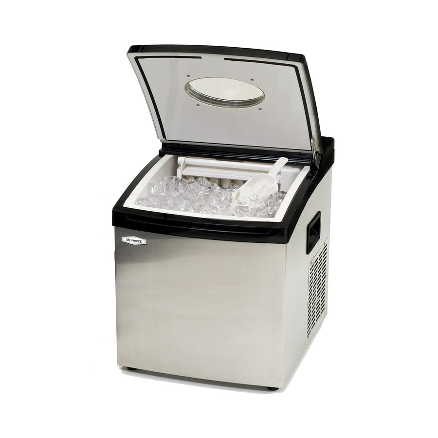 Shop Elite 35 Lb Ice Maker At
