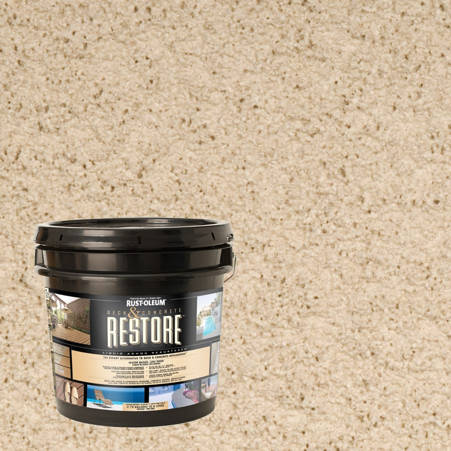 Restore Beach Solid Exterior Stain (Actual Net Contents: 384-fl oz)