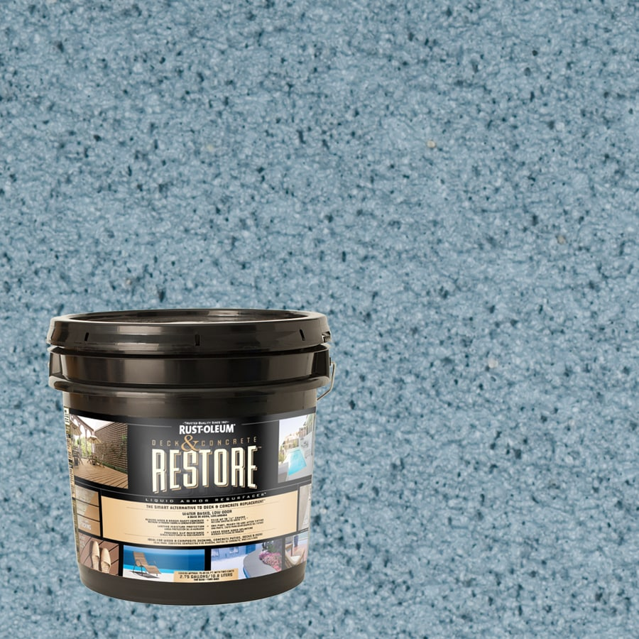 Restore Porch Solid Exterior Stain (Actual Net Contents: 384-fl oz)