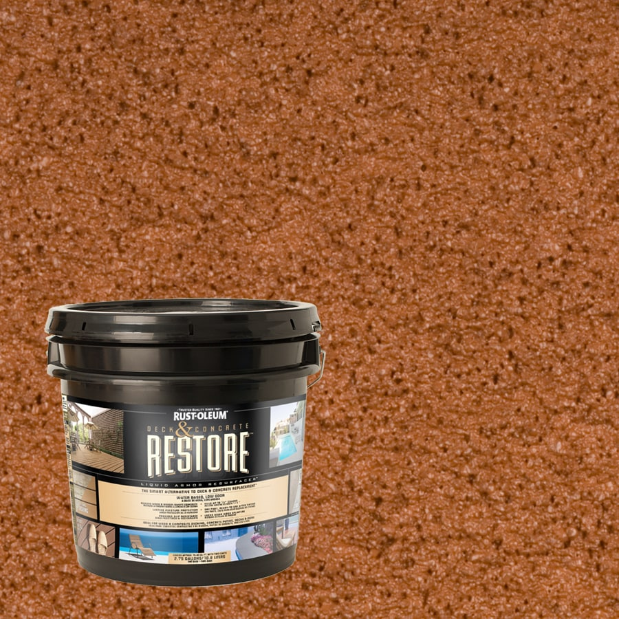 Restore Redwood Solid Exterior Stain (Actual Net Contents: 384-fl oz)