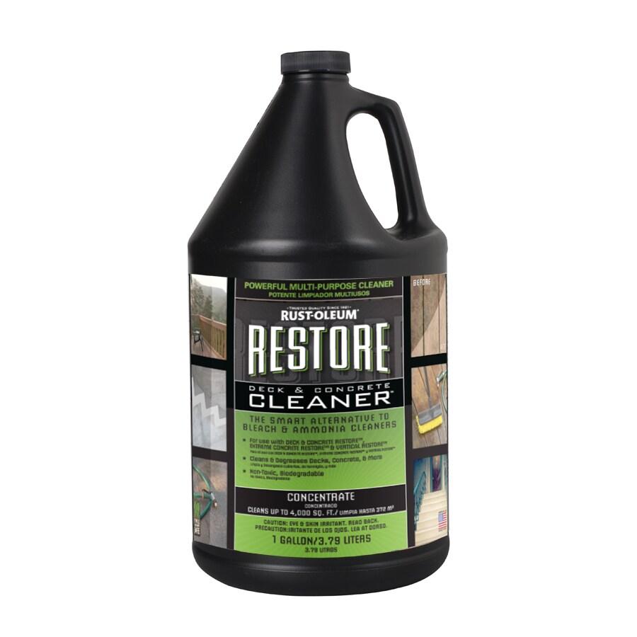 Restore 1-Gallon Deck Cleaner