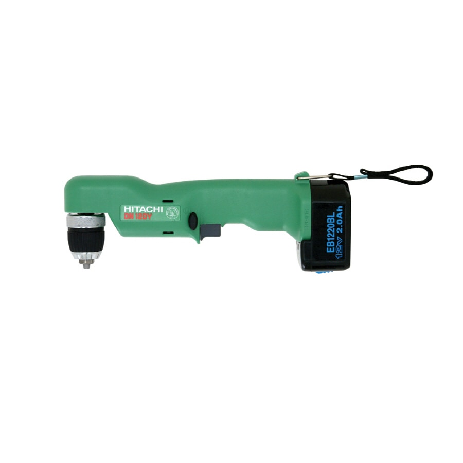 Hitachi 12-Volt 3/8-in Cordless Drill with Battery and Hard Case