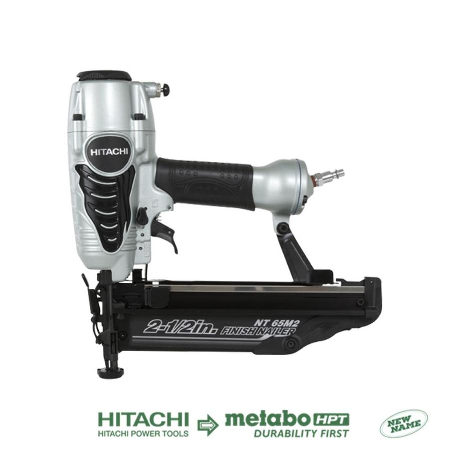 Hitachi 16-Gauge Roundhead Finishing Pneumatic Nailer