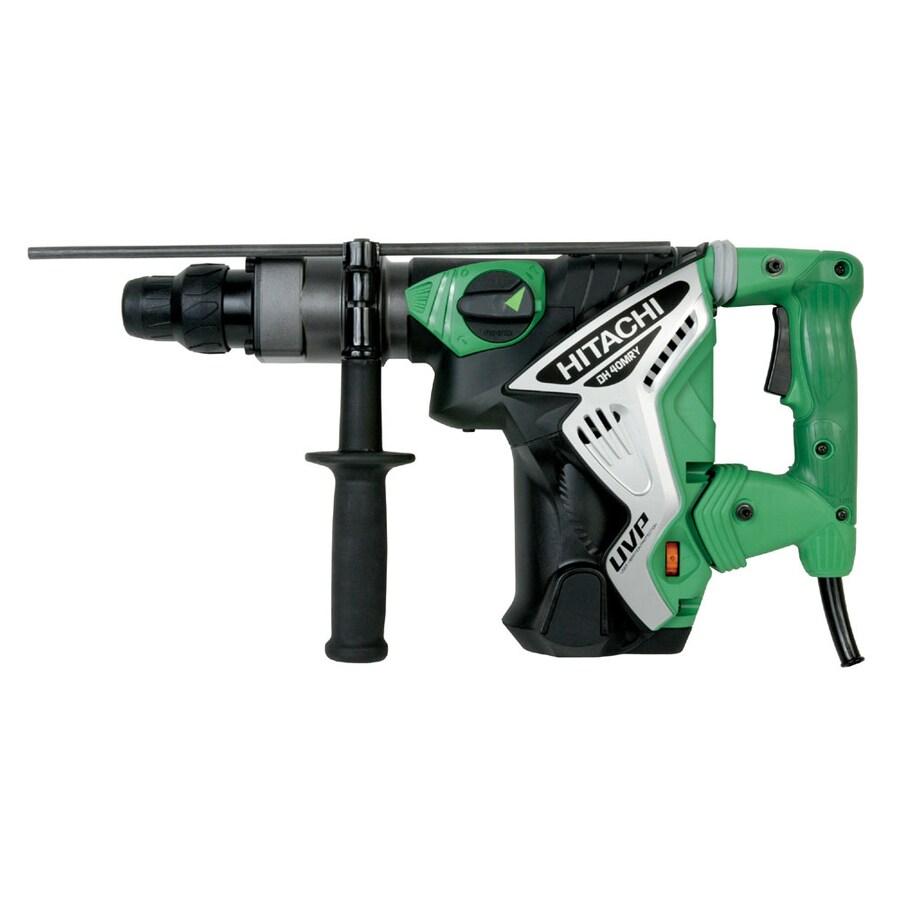 Hitachi 1.5625-in 9.2-Amp Keyless Rotary Hammer