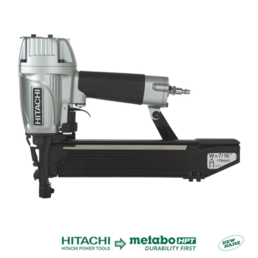Hitachi 2-in 16-Gauge Pneumatic Stapler