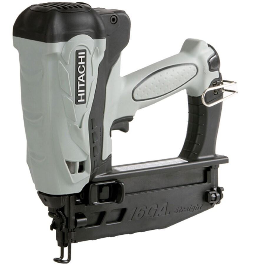 Hitachi 16-Guage 3.6-Volt Finishing Cordless Nailer with Battery