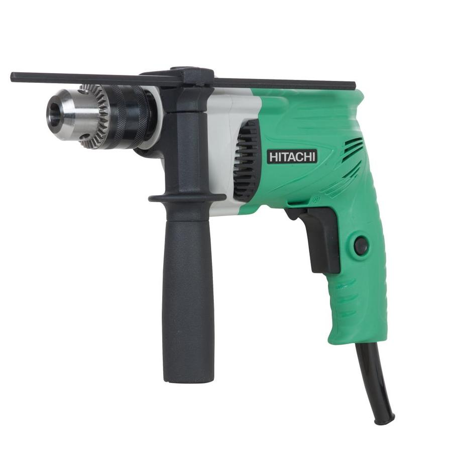 Shop Hitachi 5 8 In Corded Hammer Drill At Lowes Com