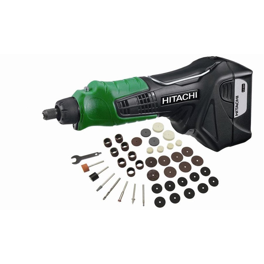 Hitachi 47-Piece Variable Speed Multipurpose Rotary Tool Kit with Soft Case