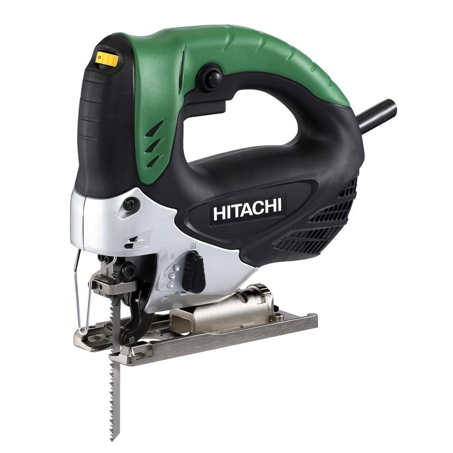 Hitachi 5.5-Amp Keyless T Shank Variable Speed Corded Jigsaw