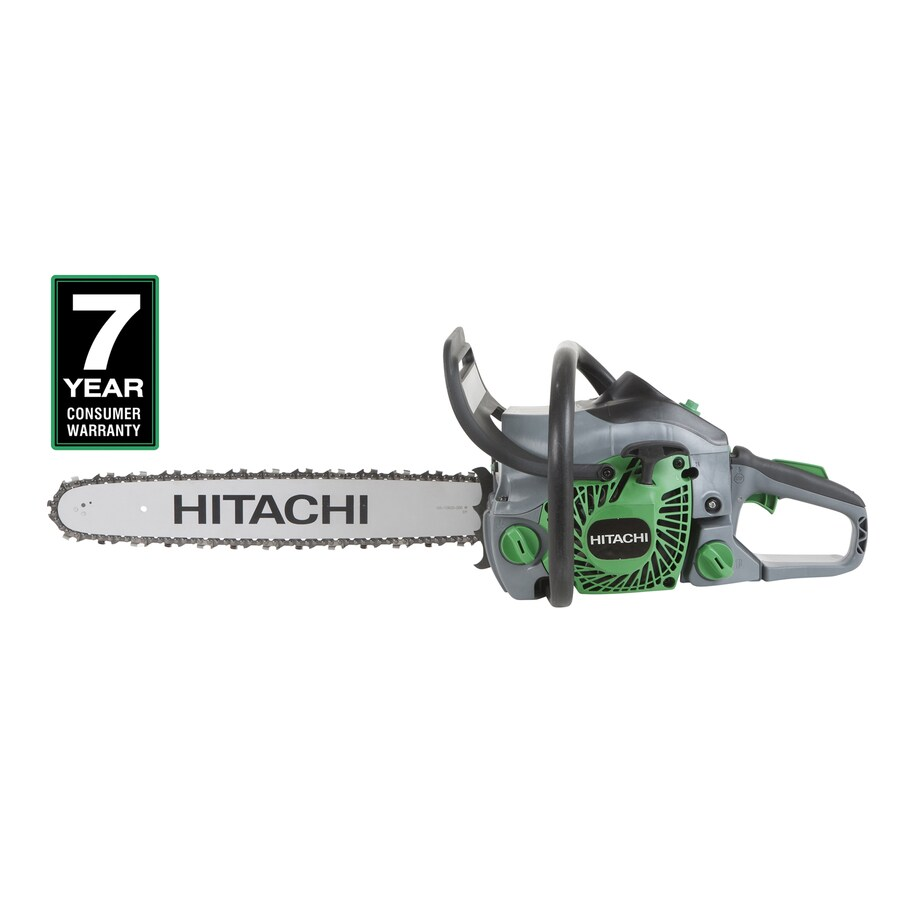 Hitachi 40cc 2-Cycle 18-in Gas Chainsaw