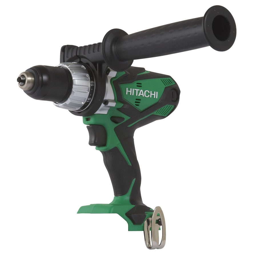 Hitachi 1/2 18 Sold Separately Variable Speed Cordless Hammer Drill (Bare Tool)