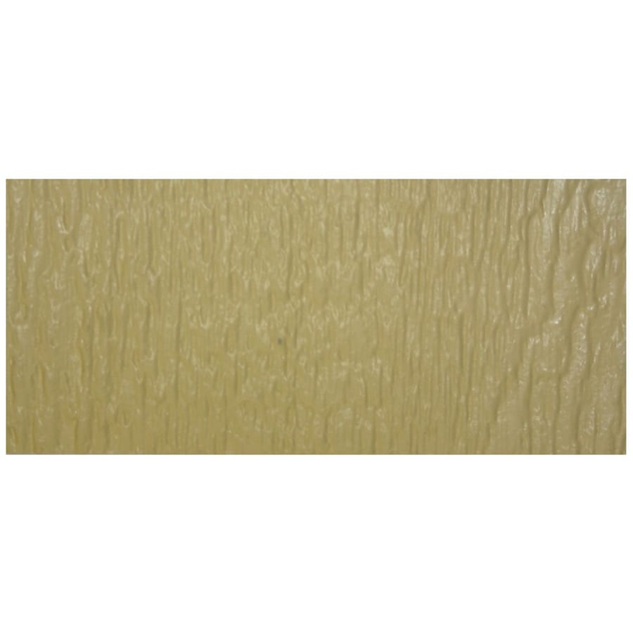 Snavely Forest Products Cream Engineered Treated Wood Siding Panel (Common: 0.437-in x 8-in x 192-in; Actual: 0.315-in x 7.844-in x 191.875-in)