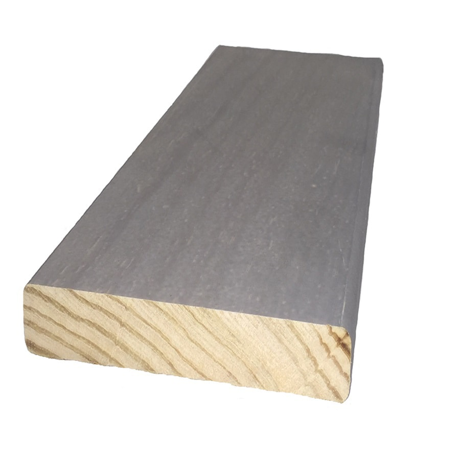 Snavely Forest Products Kimberly Bay Pressure Treated Pine Deck Board (Common: 1-in x 5-1/2-in x 16-ft; Actual: 0.875-in x 5.25-in x 16-ft)