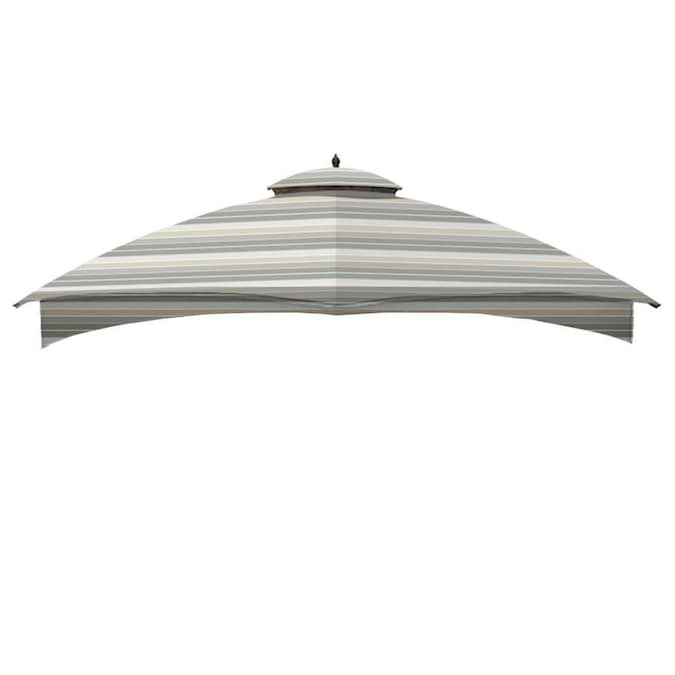 Garden Winds Replacement Canopy Top Cover Allen + Roth ...