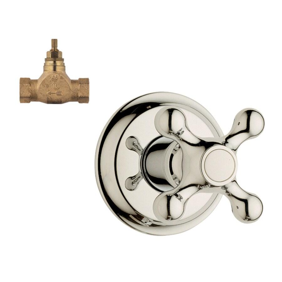 GROHE Nickel Tub/Shower Trim Kit