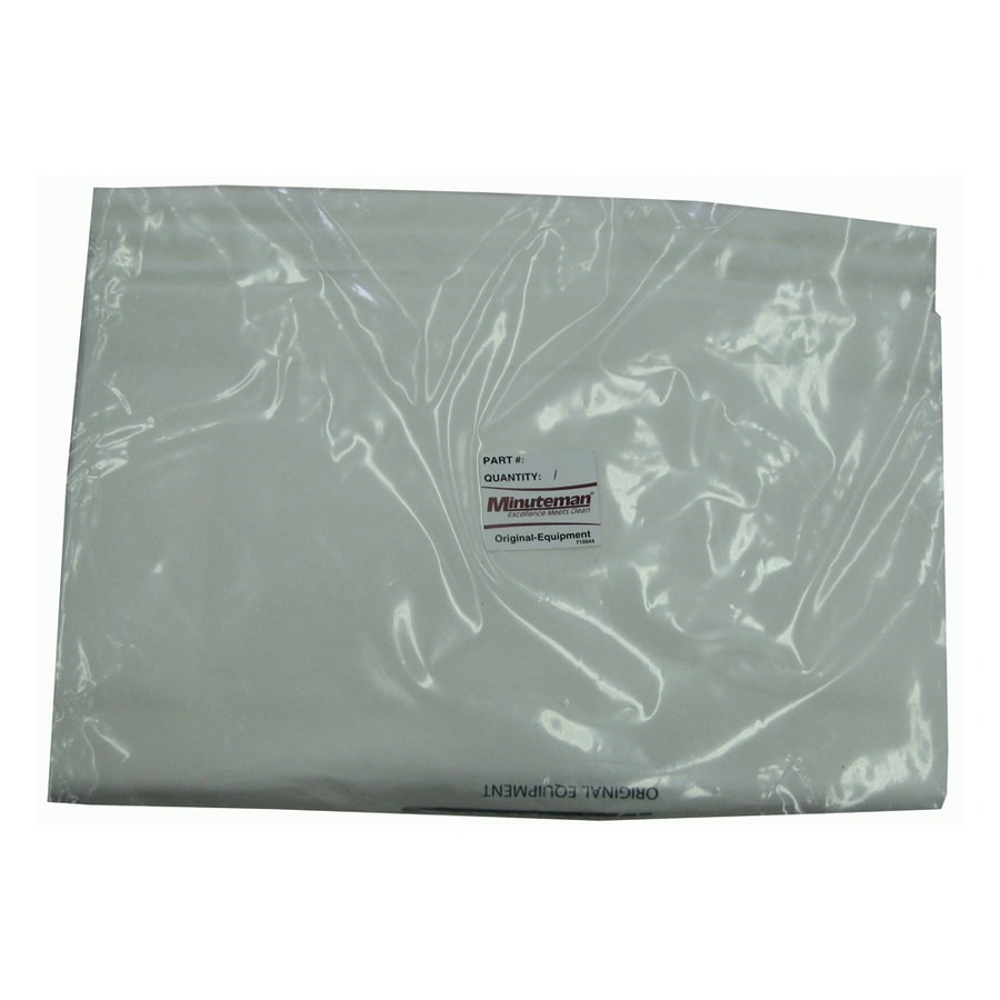 Minuteman Replacement Disposable Debris Bag