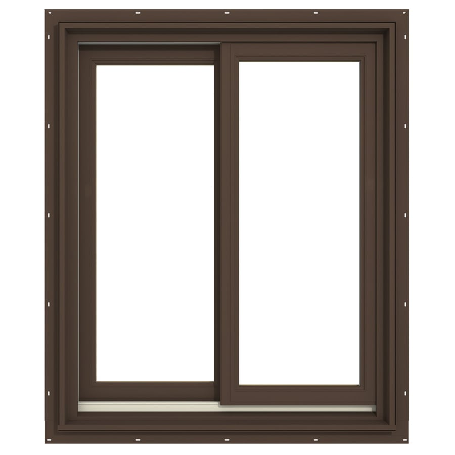 Aluminum Windows Product : Shop jeld wen premium both operable aluminum clad double