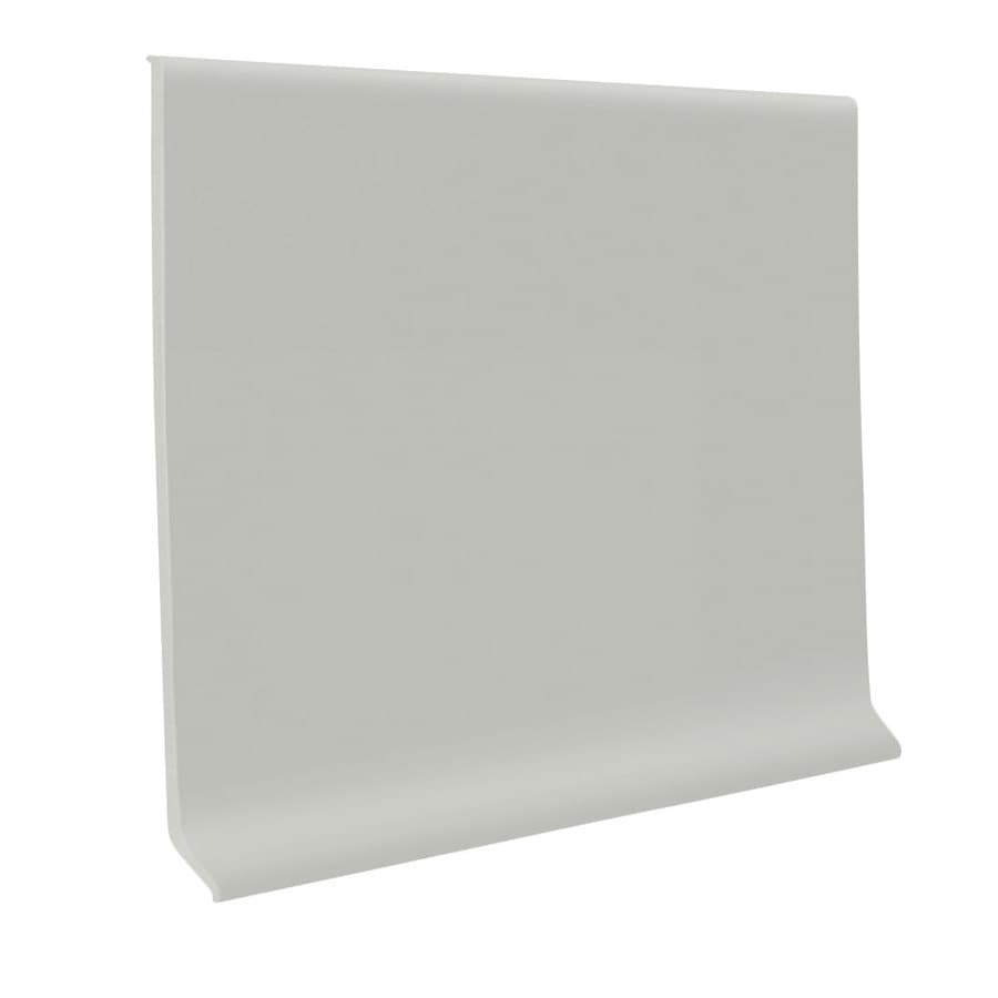 FLEXCO 2-1/2-in W x 120-ft L Fjord Flexco Vinyl Wall Base VCB