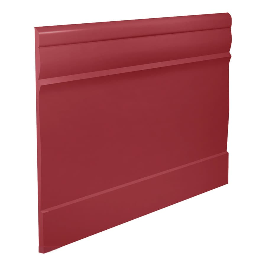 FLEXCO 7-3/4-in W x 40-ft L Berry Vinyl Wall Base