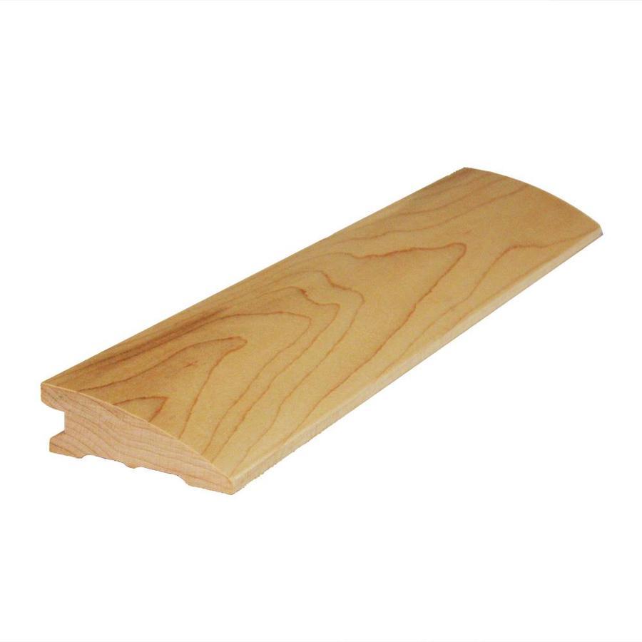 FLEXCO 2-in x 144-in Maple Reducer Floor Moulding