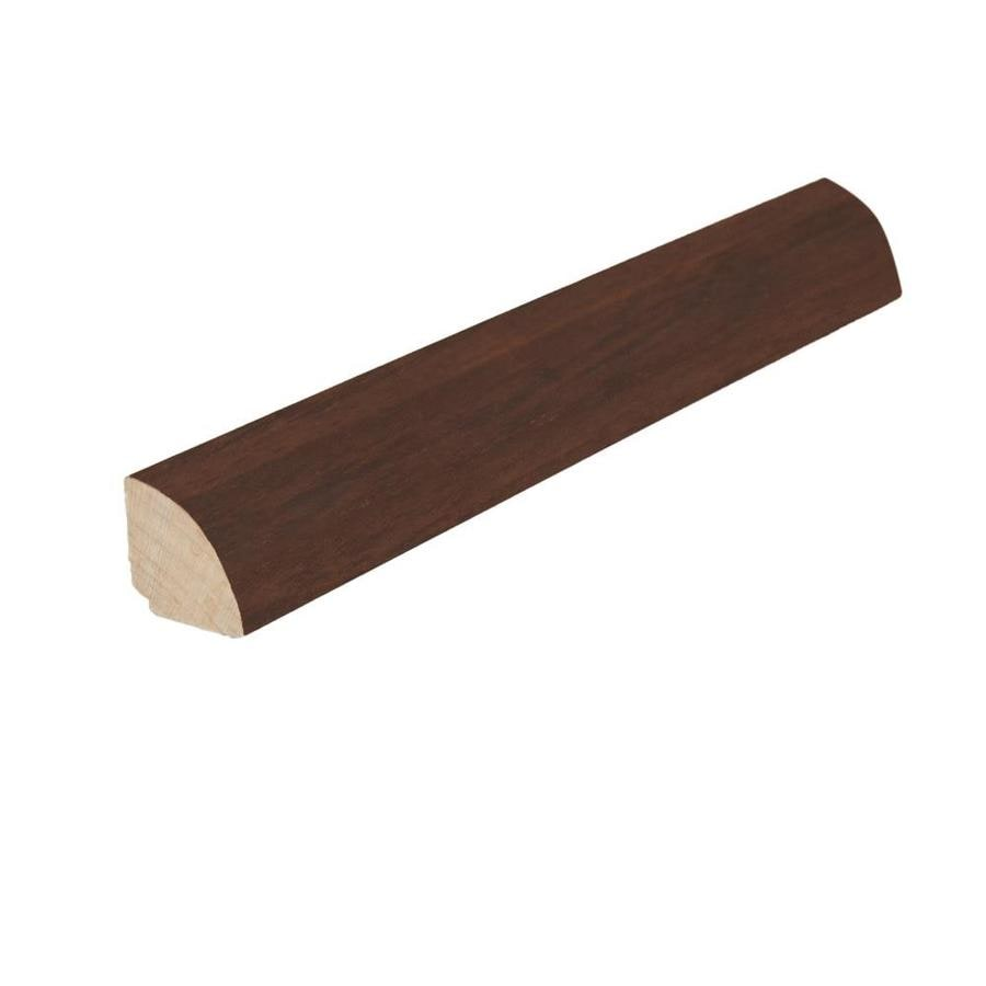 FLEXCO 0.75-in x 78-in Bourbon Hickory Hickory Quarter Round Floor Moulding