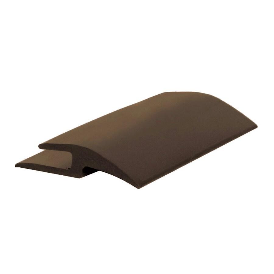 FLEXCO 1.4-in x 144-in Chocolate Feature Strip Floor Moulding