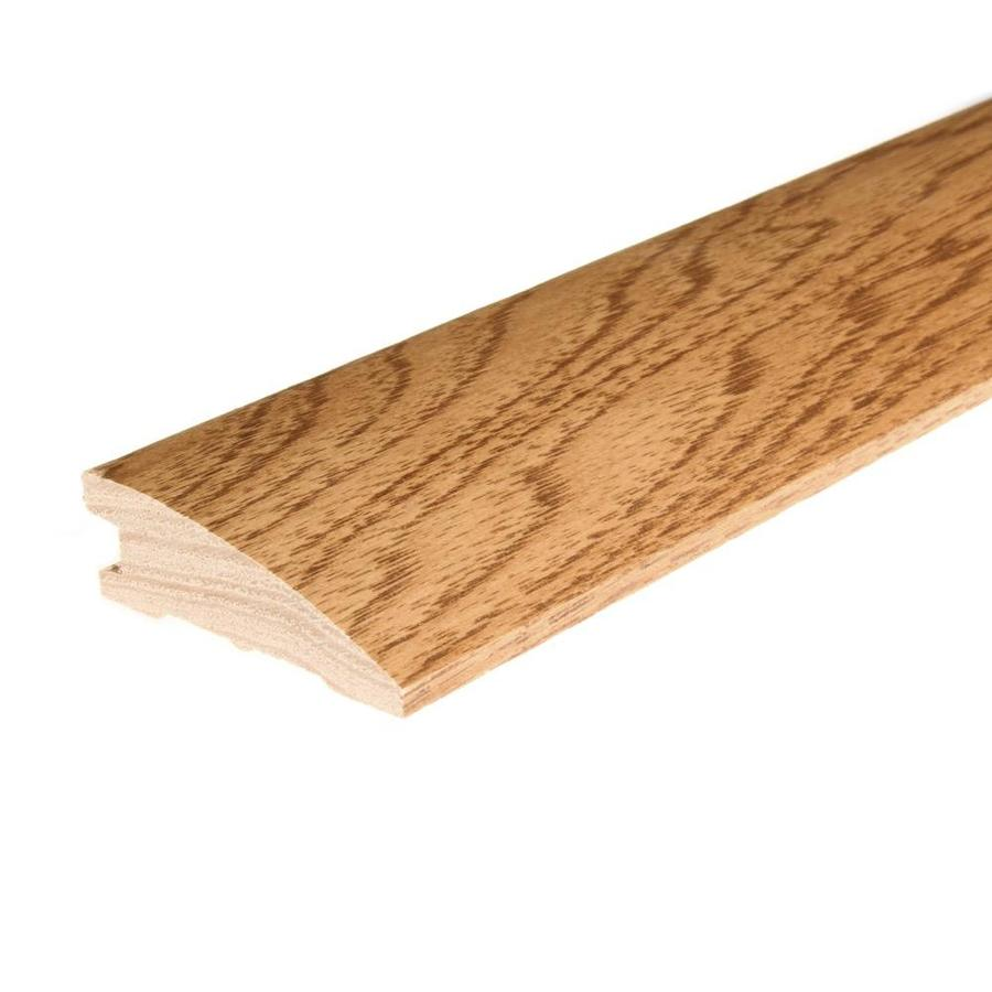 FLEXCO 2.25-in x 78-in Honey Green Hickory Reducer Floor Moulding