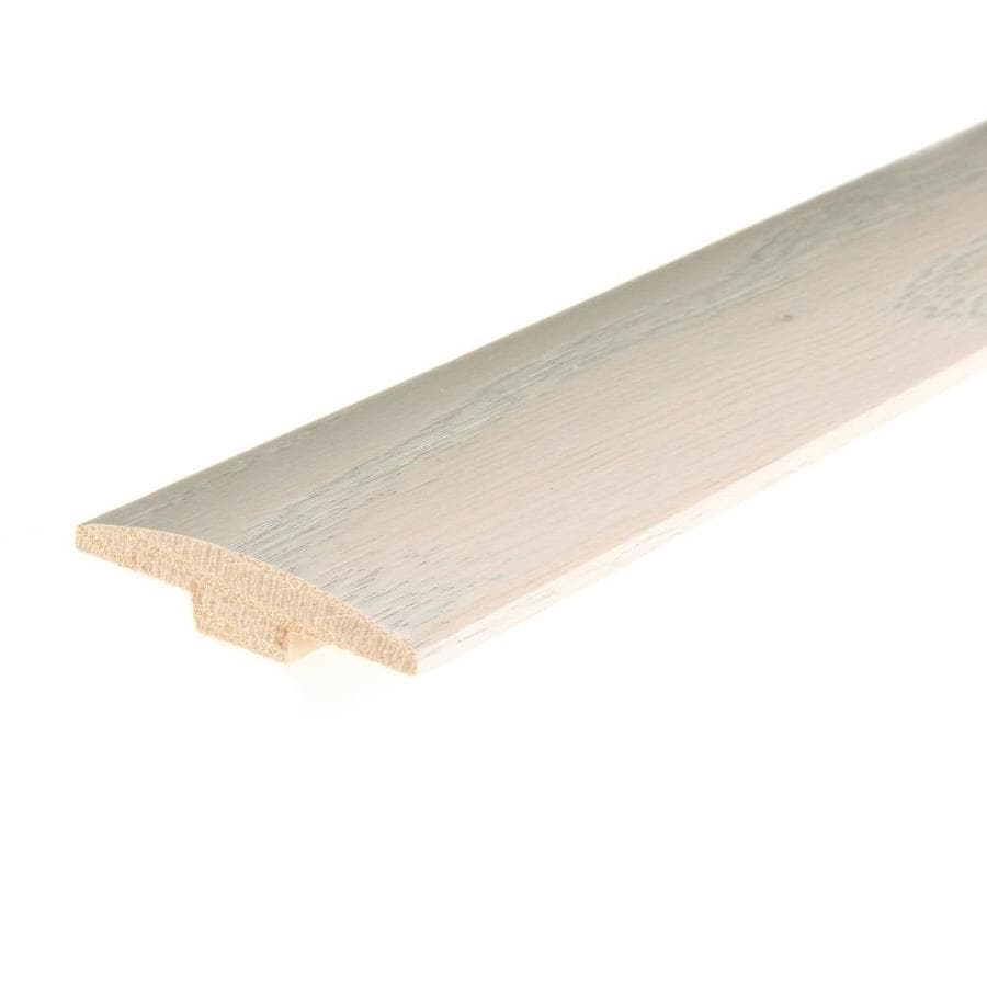 FLEXCO 2.4-in x 78-in Morning Fog Oak T-Moulding Floor Moulding