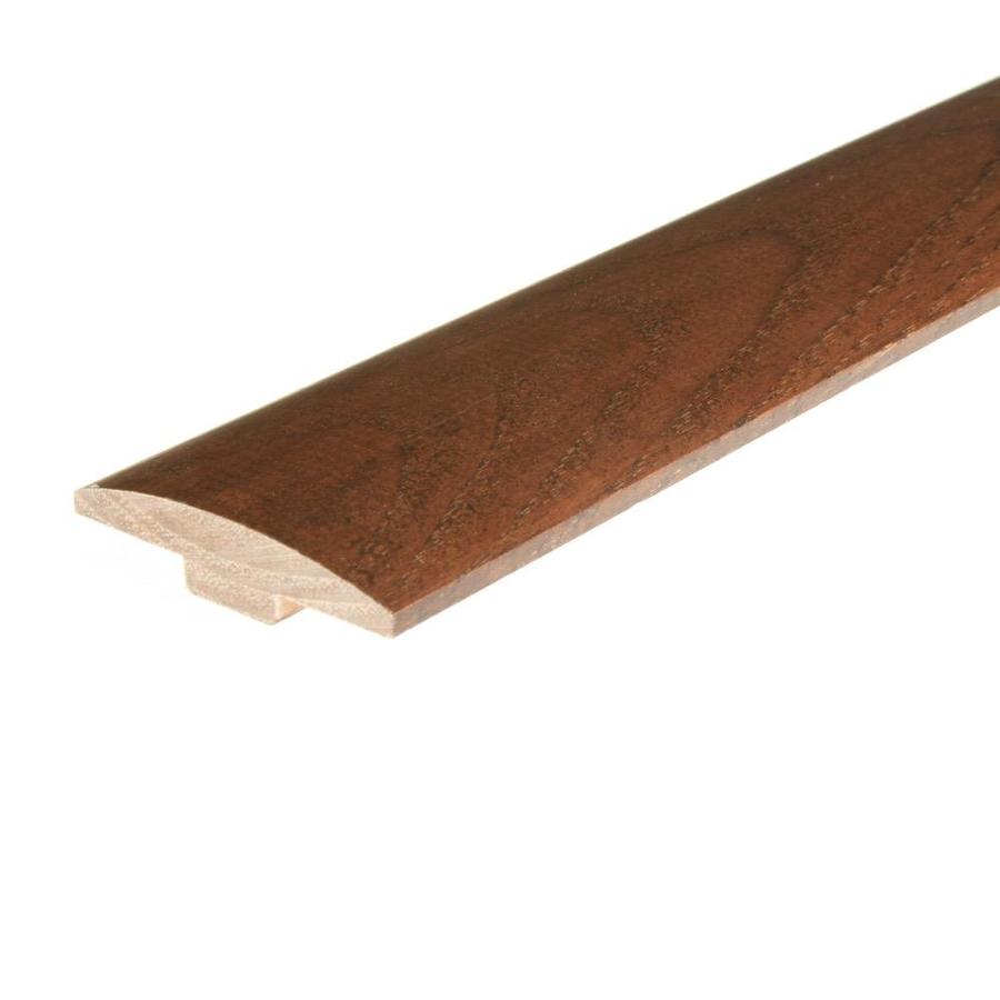 FLEXCO 2.4-in x 78-in Sable Hickory T-Moulding Floor Moulding