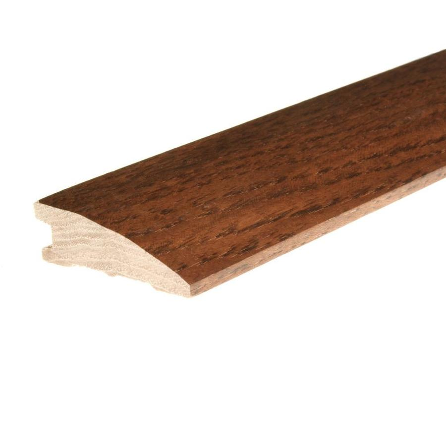 FLEXCO 2.25-in x 78-in Tanned Hickory Reducer Floor Moulding