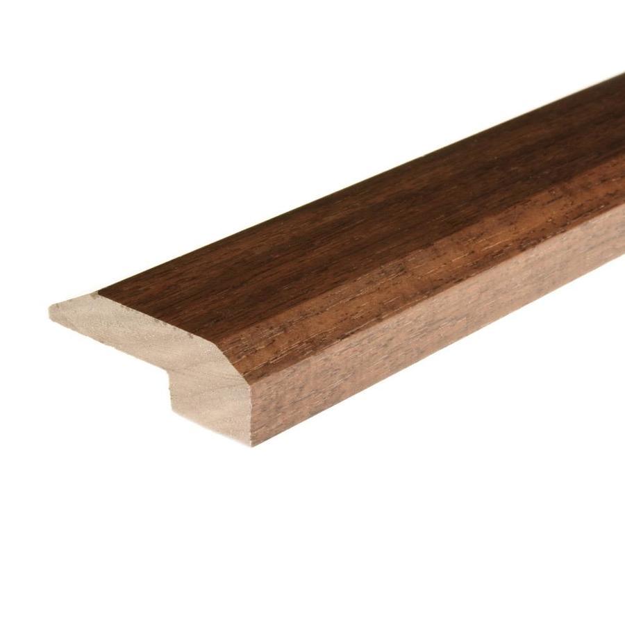 FLEXCO 2-in x 78-in Java Walnut Threshold Floor Moulding