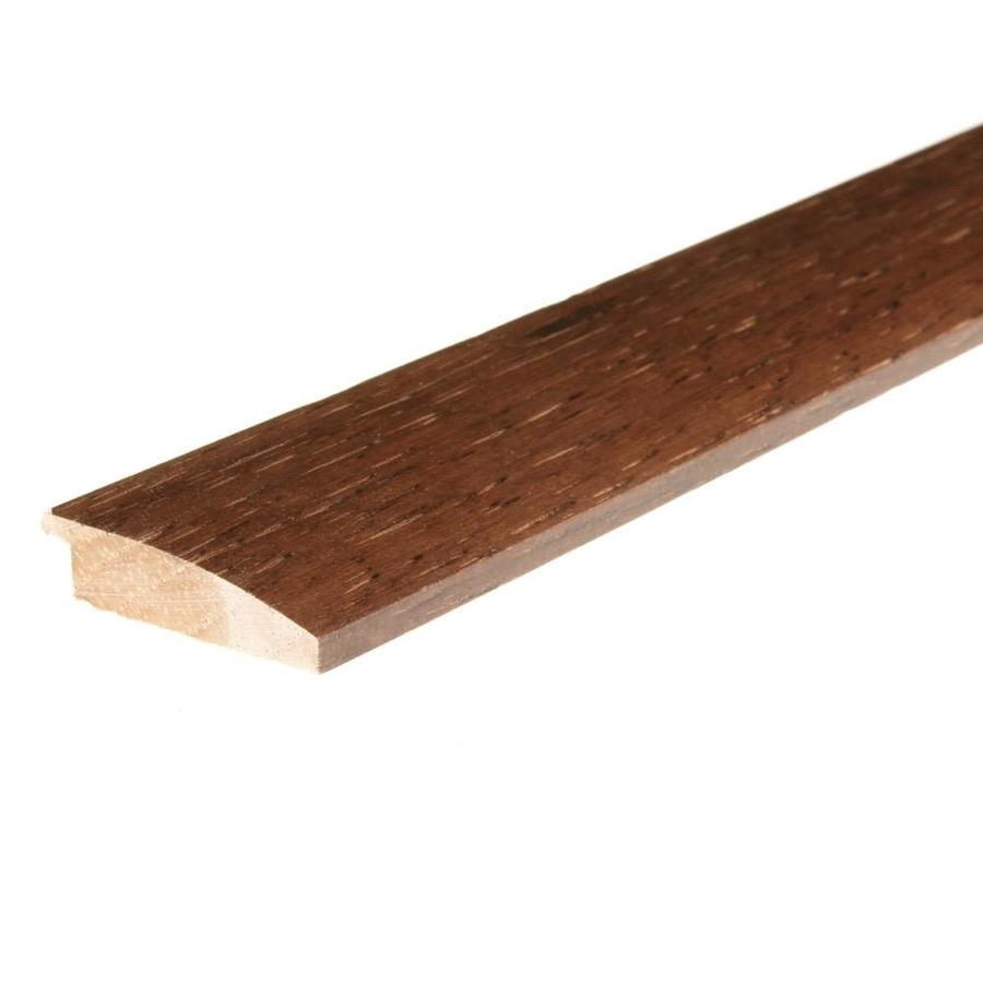 FLEXCO 1.5-in x 78-in Molasses Hickory Reducer Floor Moulding