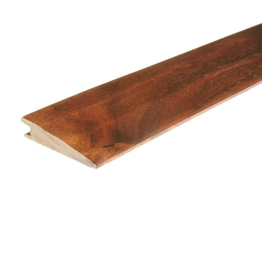 FLEXCO 1.5-in x 78-in Natural Acacia Reducer Floor Moulding