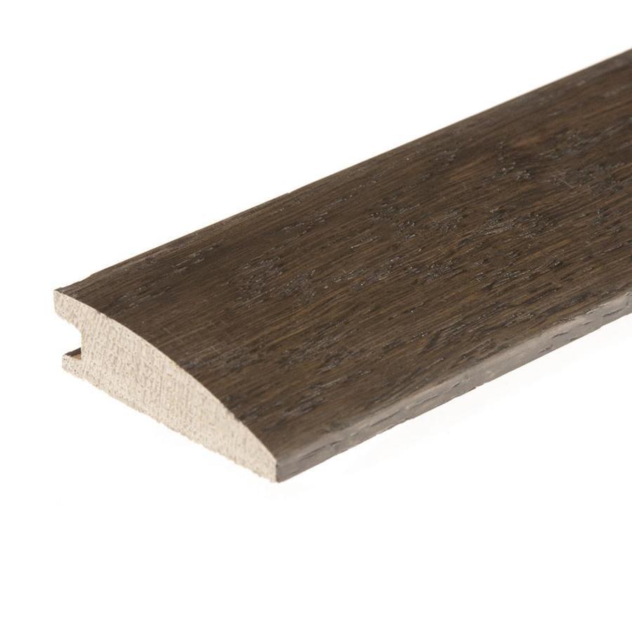 FLEXCO 2-in x 78-in Truffle White Oak Reducer Floor Moulding
