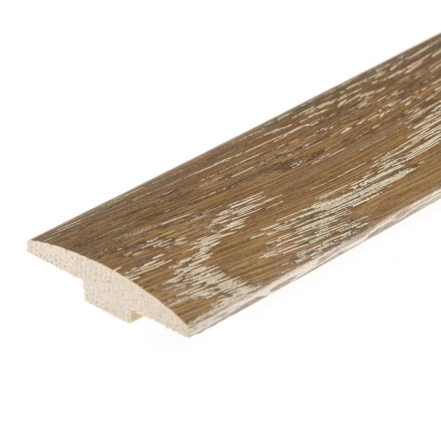 FLEXCO 2-in x 78-in Manor Oak T-Moulding