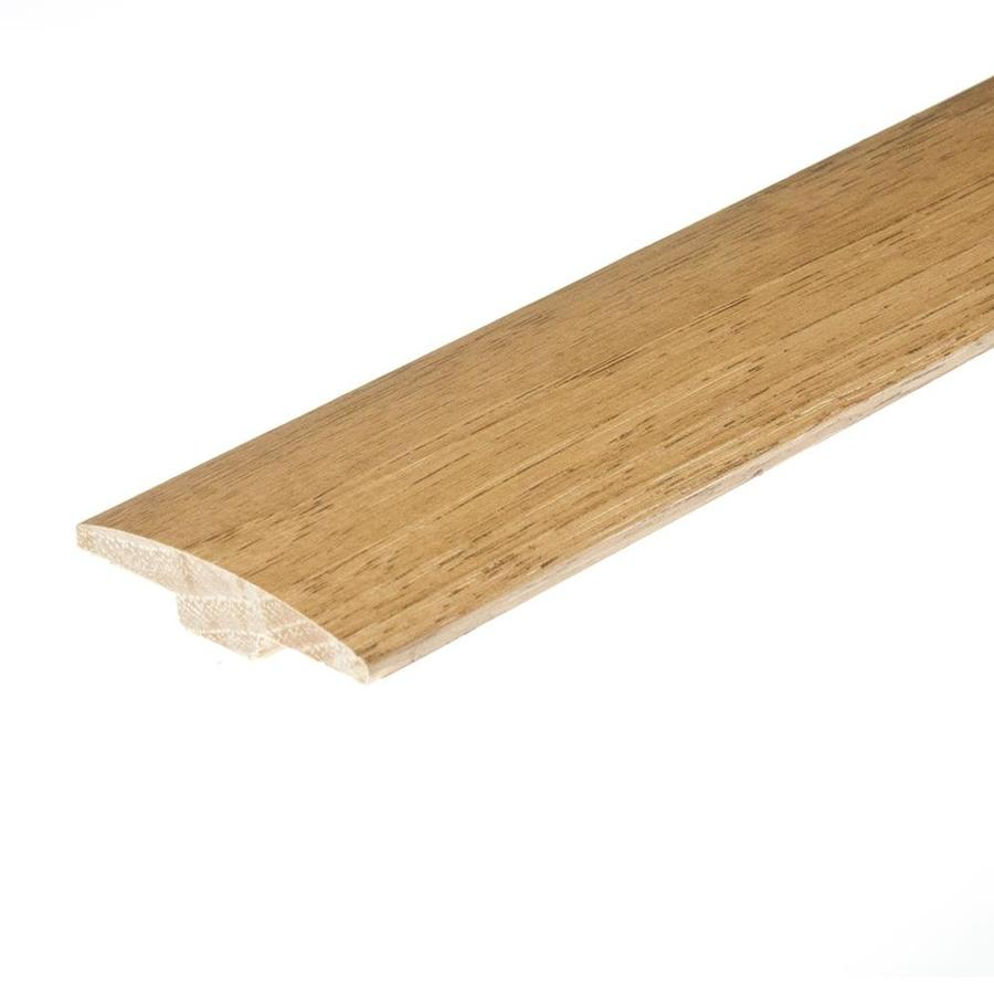 FLEXCO 2-in x 78-in Autumn Hickory T-Moulding Floor Moulding