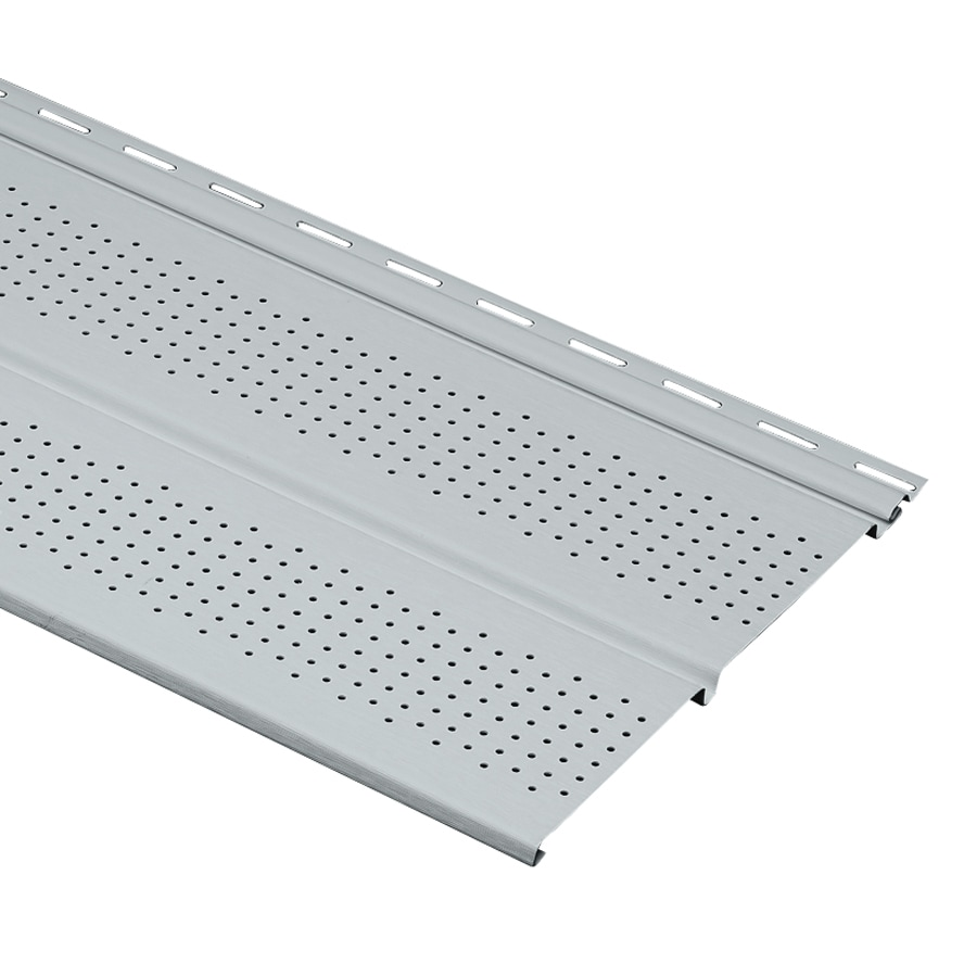 Durabuilt 10-in x 144-in Cape Blue Soffit