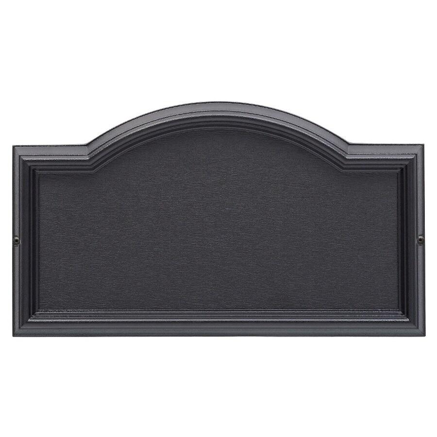 DeSign-it 9.5-in x 17-in Black Elite Arch
