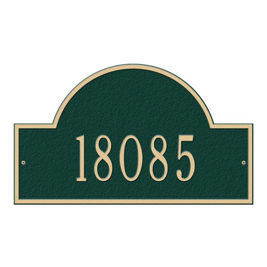 Whitehall Standard Arch Marker Green