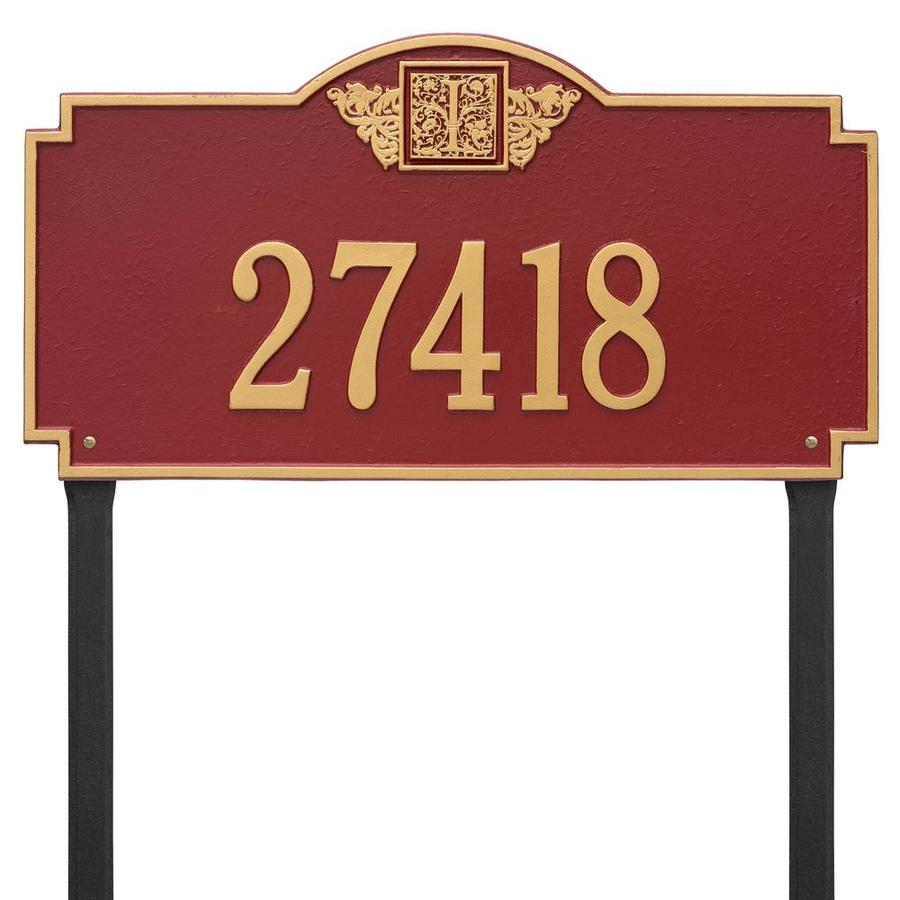 Whitehall 12.25-in x 23.25-in Plaque