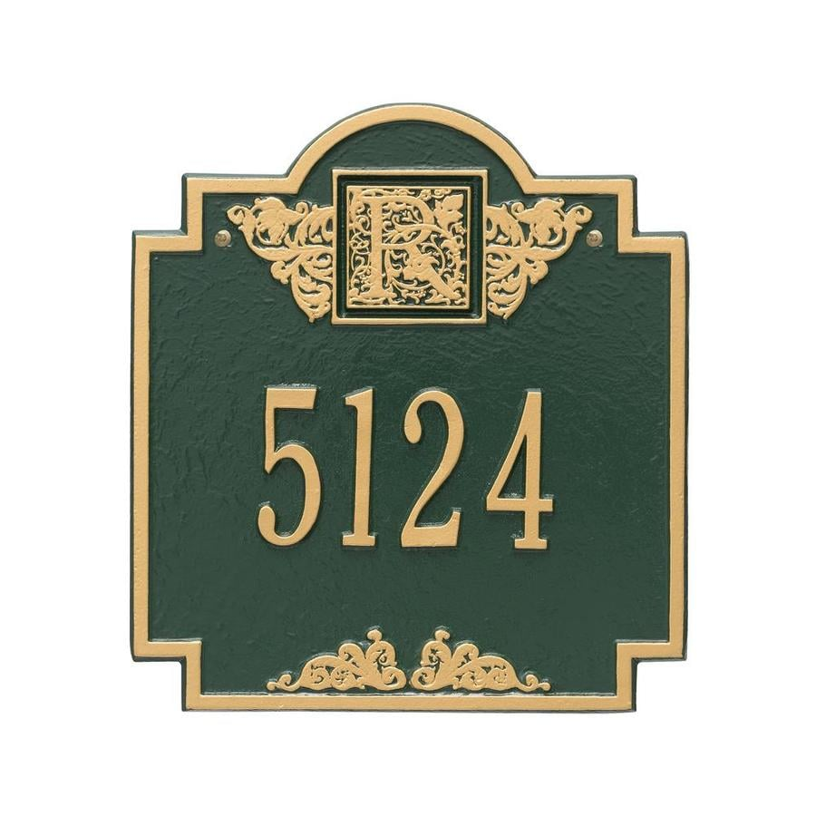 Whitehall 11.75-in x 10.75-in Plaque