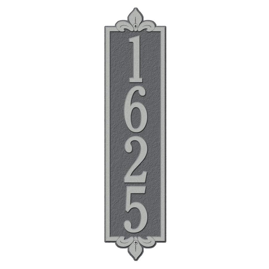 Whitehall 25-in x 6-in Plaque