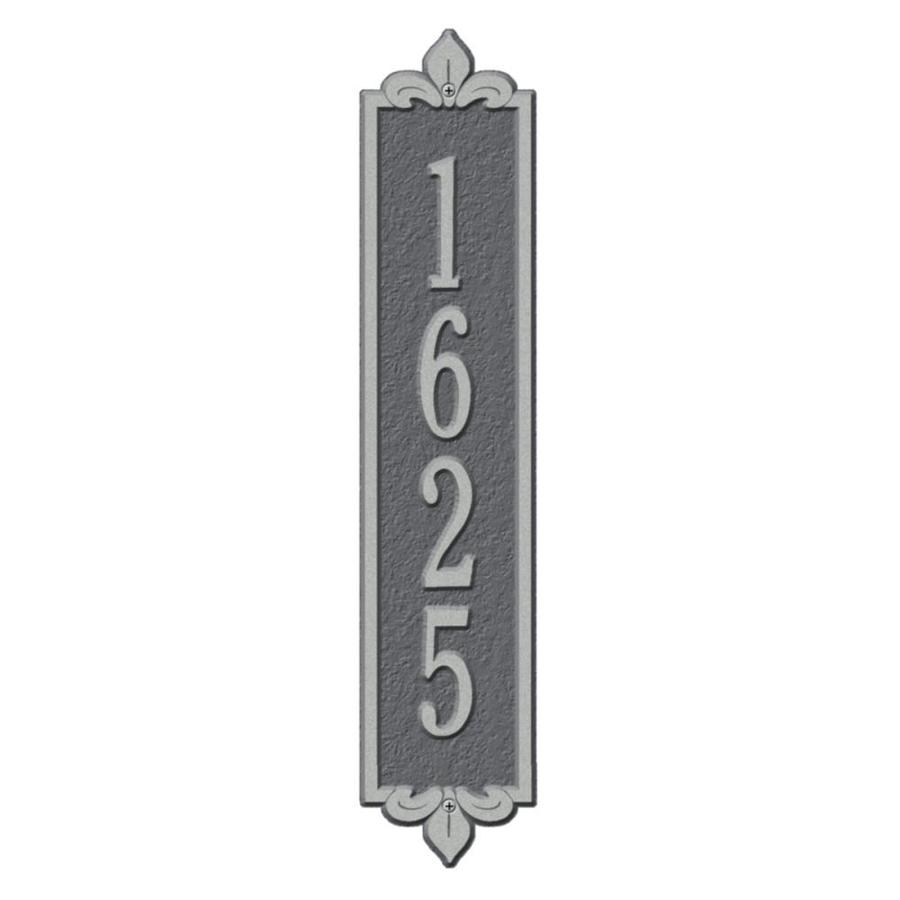 Whitehall 19-in x 4-in Plaque