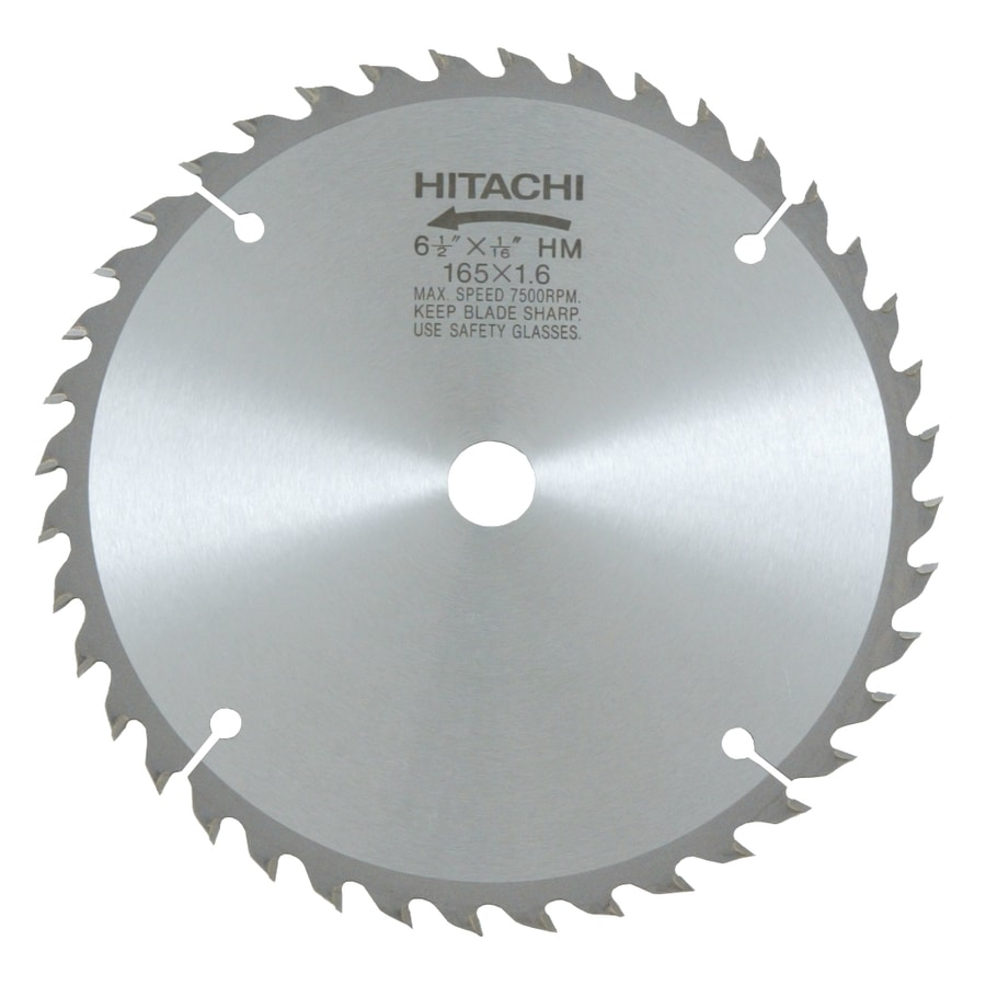 Hitachi 6-1/2-in Standard Circular Saw Blade